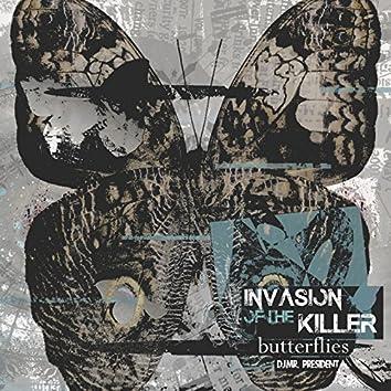 Invasion of the Killer Butterflies - Single