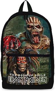 Iron Maiden Maiden Book Of Souls - Sac à dos classique, Medium, Black