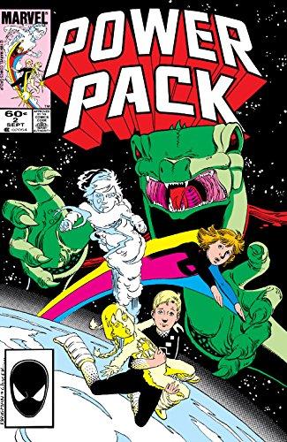Power Pack (1984-1991) #2 (English Edition) eBook: Simonson ...