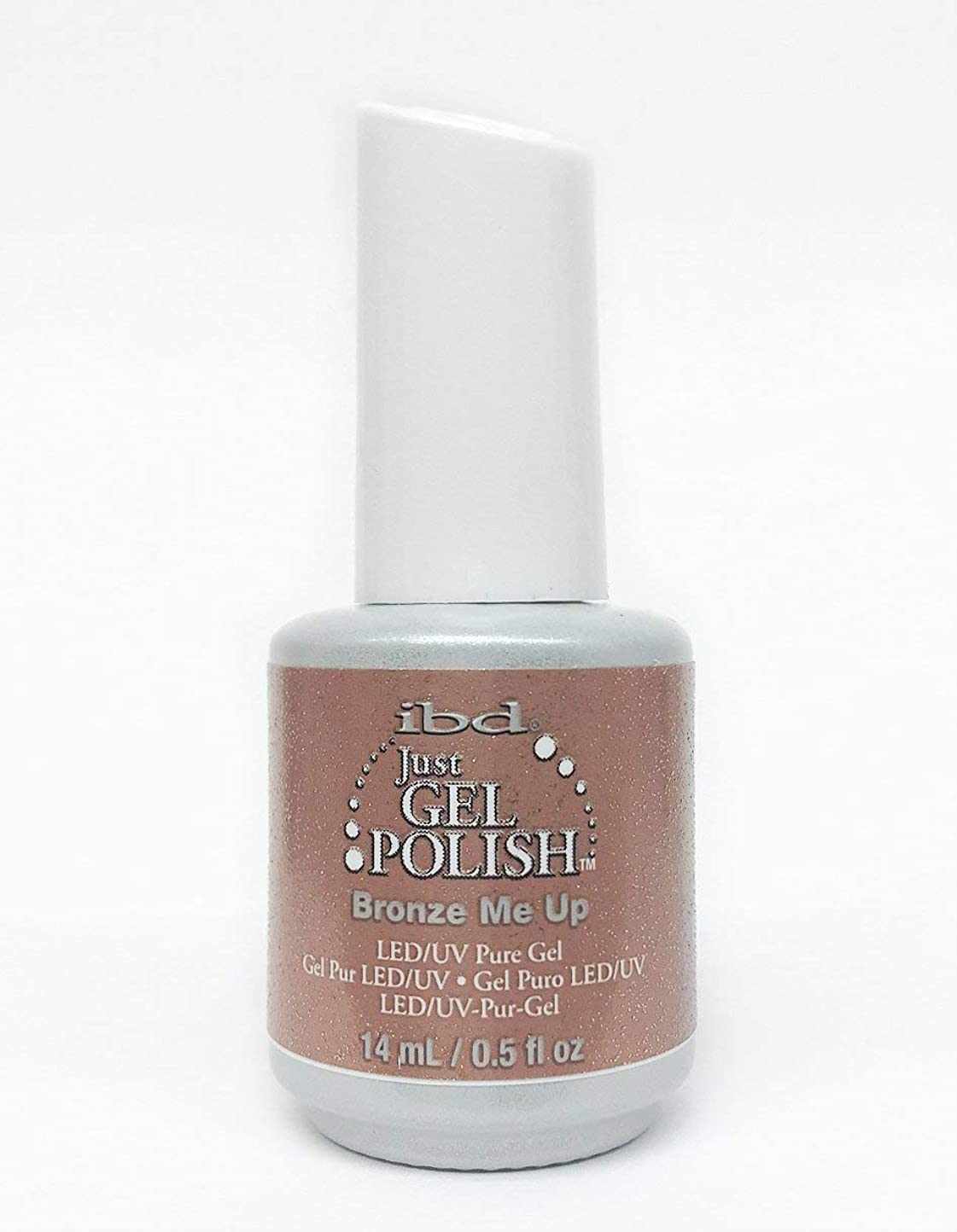 否認する医学独裁ibd Just Gel Nail Polish - Bronze Me Up - 14ml / 0.5oz