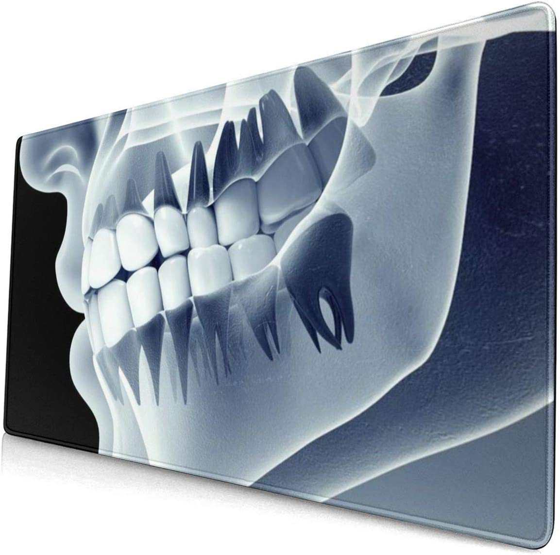 Mouse Pad Non-Slip Rubber Max Credence 87% OFF Gaming Xray Ray X Jaw of Tee