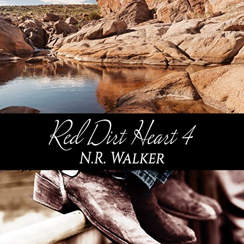 Red Dirt Heart 4 audiobook cover art