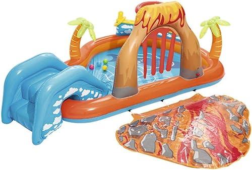 40% de descuento LCYCN Flotador Juguete Hinchable para para para Piscina,Toboganes inflables de Agua de Piscina para Niños, PVC Piscina de natación Balsas para bebé más de 3 años de Edad Juguete de Agua para Niños,D  en venta en línea