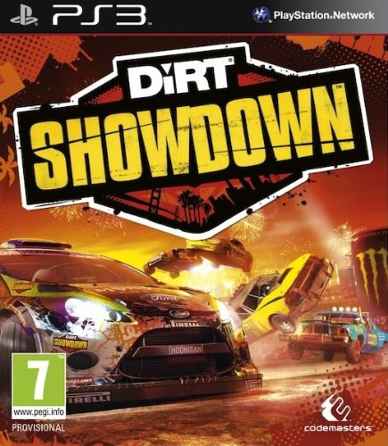 Dirt Showdown [Importación italiana]