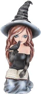 Nemesis Now Regan - Figura Decorativa (23 cm), Color Negro