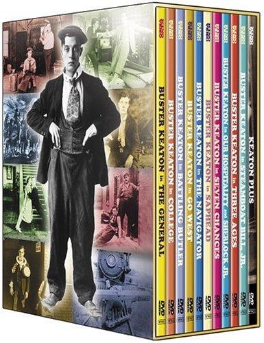 Buster Keaton: Art of Buster Keaton [Importado]