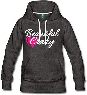 Beautiful Crazy Women's Premium Hoodie