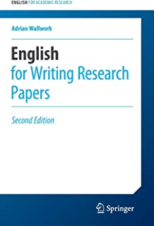 English for Writing Research Papers (English for Academic Research)
