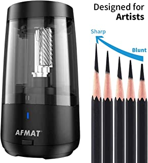 Afmat Electric Pencil Sharpener Heavy Duty