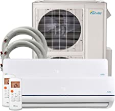 Senville 48000 BTU Dual Zone Mini Split Air Conditioner Heat Pump SENA-48HF/D