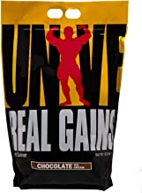 Universal Nutrition Real Gains Chocolate Powder 4 8Kg Estimated Price : £ 102,71