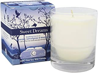Way Out Wax Scented Candle; Sweet Dreams (6 oz)