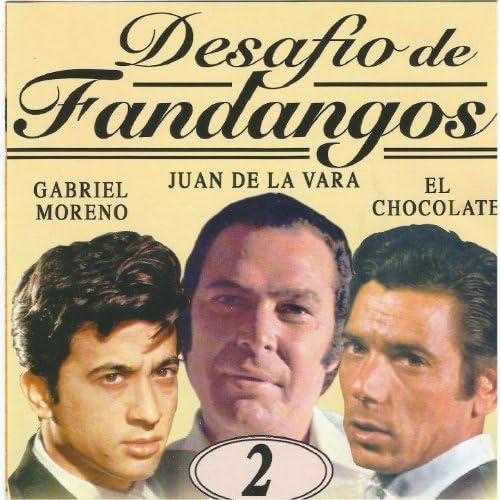 Gabriel Moreno, Juan de la Vara & El Chocolate