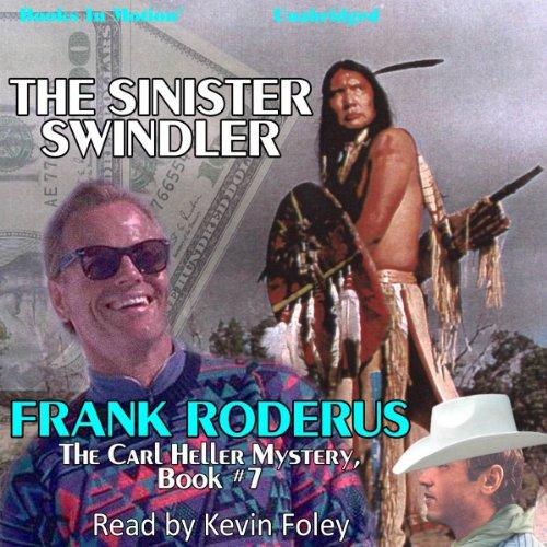 The Sinister Swindler Titelbild