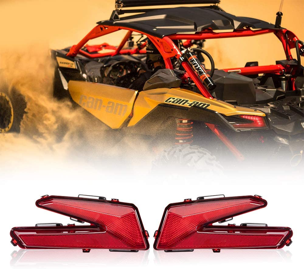 BUNKER INDUST Tail Light Limited price Replacement Limited price Fit Can-Am for 2017 Ma 2018
