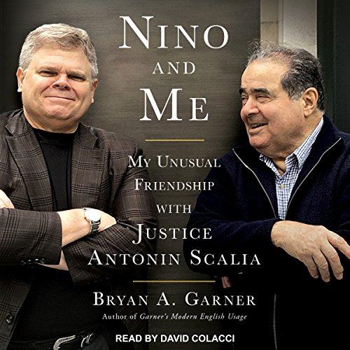 Nino and Me audiobook cover art