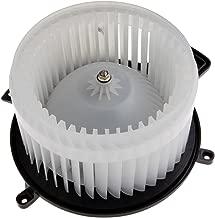 HVAC plastic Heater Blower Motor w/Fan Cage ECCPP for 2008-2016 Chrysler Town Country /2011-2017 Dodge Durango /2008-2017 Dodge Grand Caravan /2011-2017 Jeep Grand Cherokee