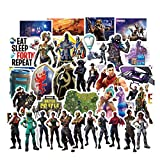 150pcs Video Gaming Stickers,Game Theme Party ,Laptop Stickers for car Motorcycle Bicycle Luggage Decal Graffiti Game Party Favor for Kids Gamers and Adult