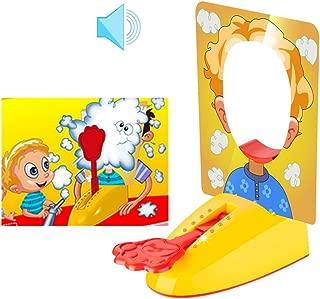 Joyhouse Pie Face Showdown Game Hilarious Pie Splat with LED Lights Fun Sound Kids Friends Xmas Gift