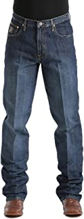 Cinch Men's Black Label Loose-Fit Jean