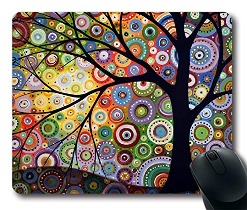 Mouse pads 9in X 7.5in Personality Desings Gaming Mouse Pad Style