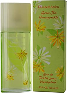 ELIZABETH ARDEN Green Tea Honey Suckle For Women, Eau De Toilette - 100 ml