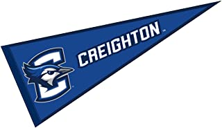 College Flags and Banners Co. Creighton University Pennant Full Size Felt
