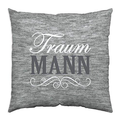 Gruss 44334 Baumwollkissen Traum Mann
