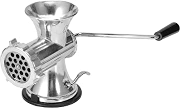 Handmatige Gehaktmolen, Aluminium Worstvuller Vulmachine Pastamaker Peper Kruiden Slijpmachine Keuken Home Tool met Tafelb...