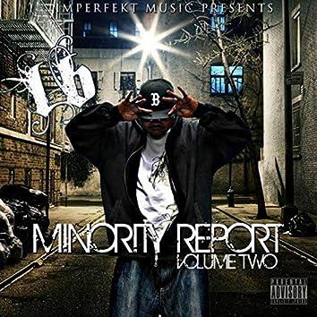 Minority Report, Vol. 2