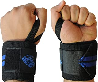 wrist wraps without thumb loop