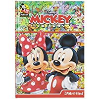Disney Mickey & Friends (Look and Find)
