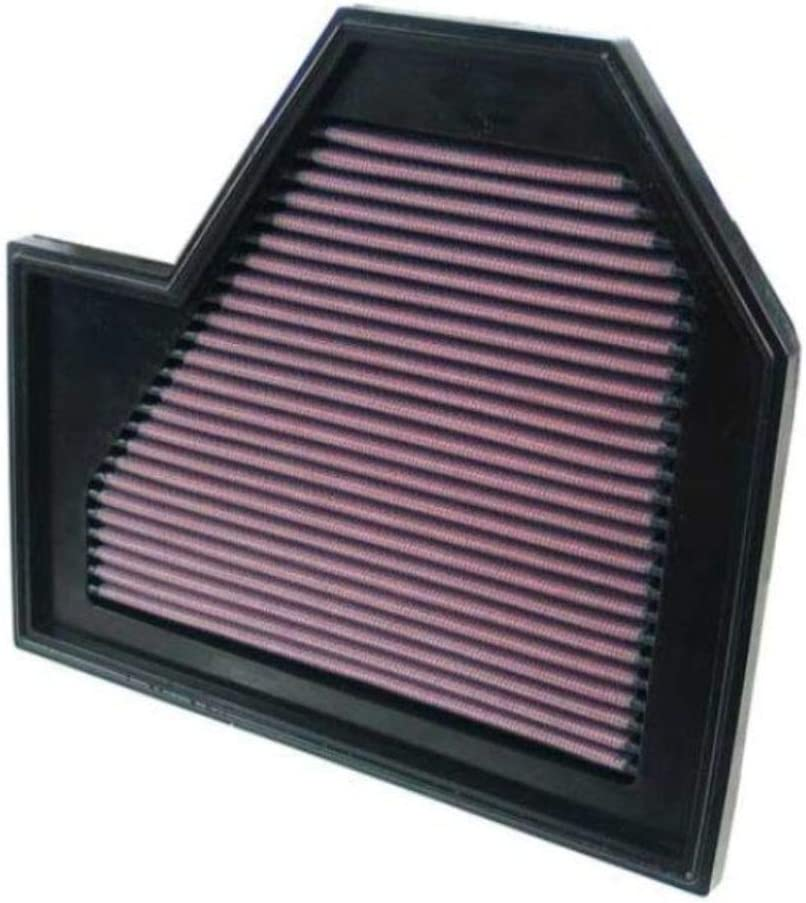 KN Engine Air Filter: High Performance, Premium, Washable, Repl
