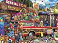 Buffalo Games - Aimee Stewart - Family Vacation - 1000 Piece Jigsaw Puzzle by