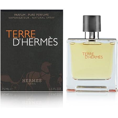 Terre D' Hermes By Hermes For Men. Parfum Spray 2.5 Oz / 75 Ml (187417)