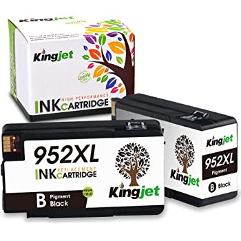 Black, 1-Pack SuperInk High Yield Remanufactured Ink Cartridge Compatible for HP 952 952XL 952 XL F6U19AN use in Officejet Pro 8710 8720 8216 7720 7740 8200 8210 8715 8740 Printer