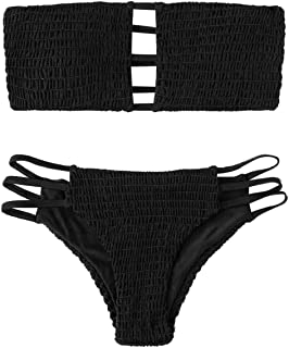 con fascia in vita da donna protezione UV e asciugatura rapida Viloree Costume da bagno a pantaloncino