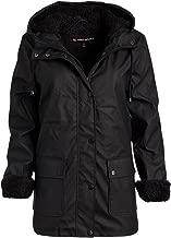 Best ladies waterproof coat with fur hood Reviews