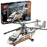 LEGO Technic Elicottero da Carico Costruzioni Gioco Bambina Giocattolo, Multicolore, 42052