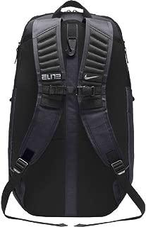 Hoops Elite Pro Basketball Backpack Dark Grey/Black, One Size