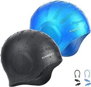 Best waterproof swim caps hair Reviews