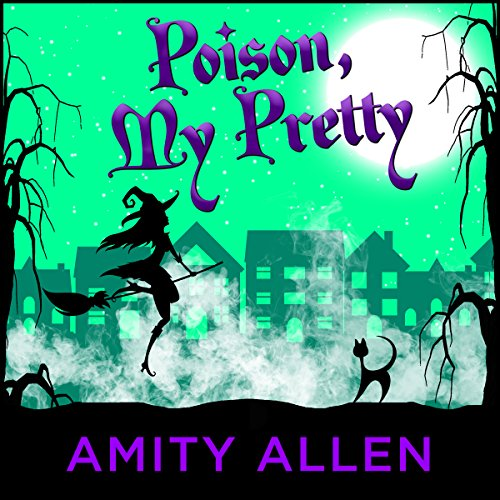 Poison My Pretty Audiobook By Amity Allen cover art