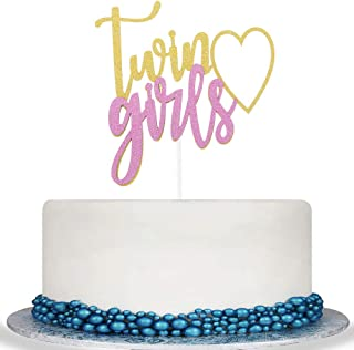 Best twins cake decorations Reviews