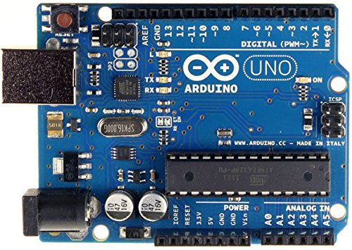 Arduino Uno R3 Development Board, Kit Microcontroller Card & USB Cable...