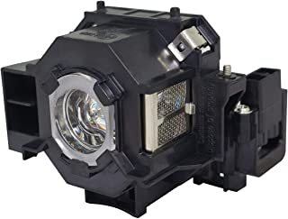 Lytio Premium for Epson ELPLP41 Projector Lamp with Housing V13H010L41 (Original OEM Bulb Inside)