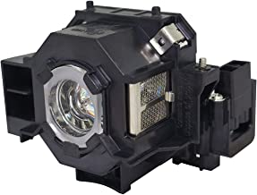 Lytio Premium for Epson ELPLP41 Projector Lamp with Housing V13H010L41 (Original OEM Bulb Inside)