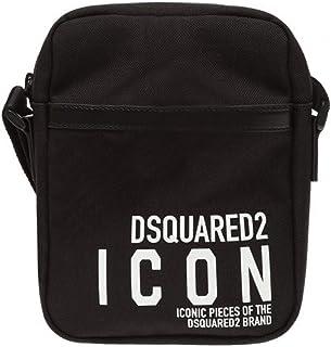 DSQUARED2 hombre Icon bolsos bandolera nero