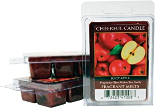 A Cheerful Giver Juicy Apple Fragrance Melts 8 Count Box