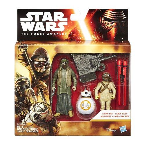 Star Wars Figure E7 (lot de 2) avec Modèle assorti