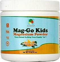 "Mag Go (Orange Burst) Tasty Magnesium Drink to Help Your Family""Go"""